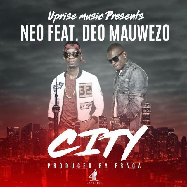 Neo Ft  Deo Mauwezo - City (Prod  Fraga) - AfroFire