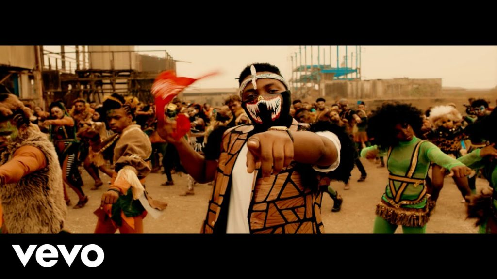 Olamide - Science Student (Official Video) - AfroFire