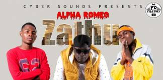 Jae Thug & Shemizo ft. Alpha Romeo - Zathu