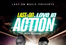 Last:on ft. D'Reign - Love in Action (Letter to Mama)