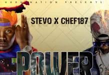 Stevo ft. Chef 187 - Power (Prod. CB)