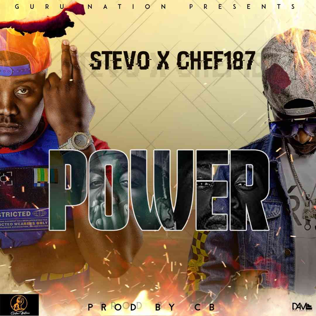 Stevo ft. Chef 187 - Power (Prod. CB)