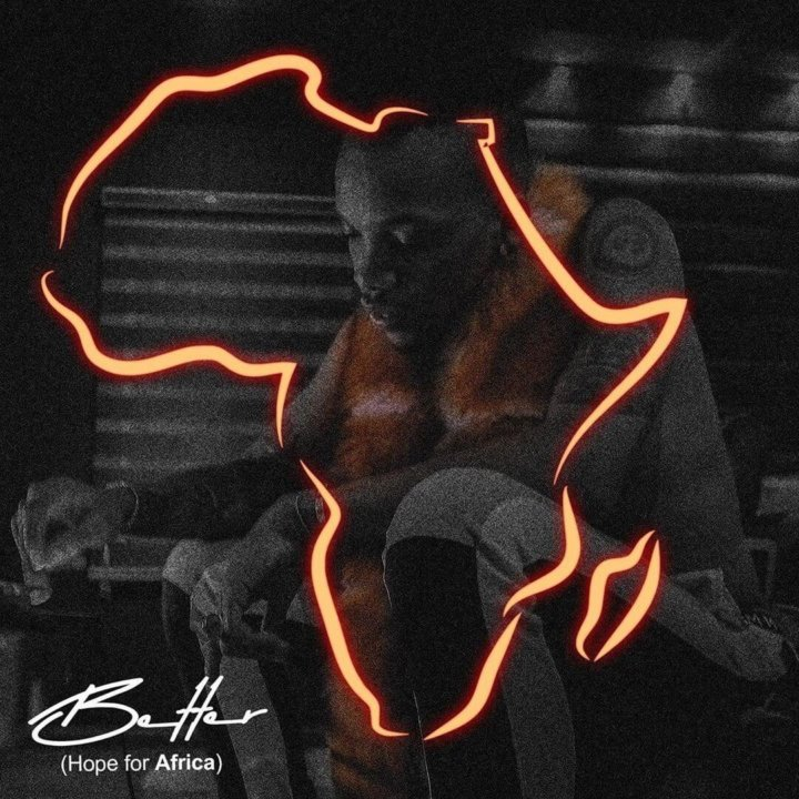 Tekno - Better (Hope For Africa)