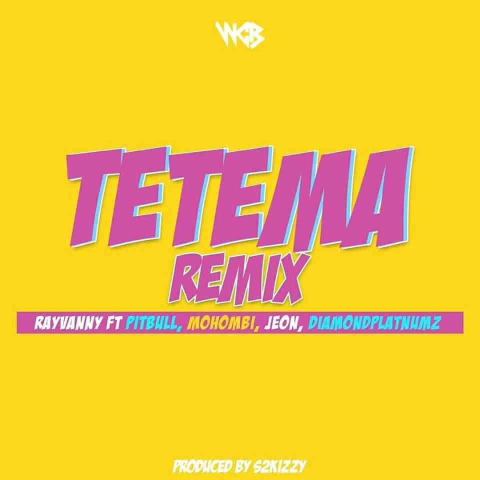Rayvanny ft. Pitbull, Diamond Platnumz, Mohombi & Jeon - Tetema (Remix)