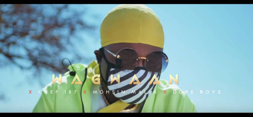 T-Sean & Bowchase ft. Chef 187, Mohsin Malik & Dope Boys – Wagwaan