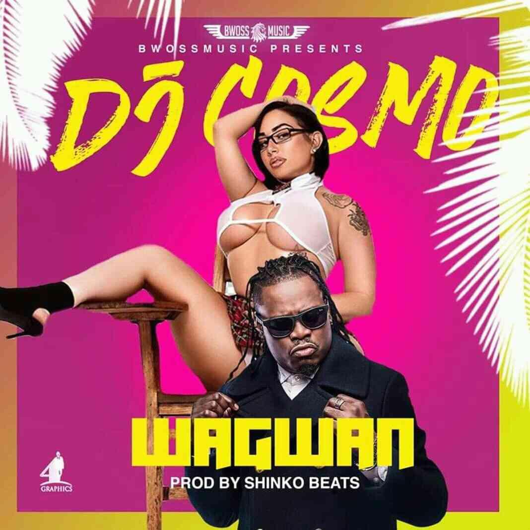 DJ Cosmo - Wagwan (Prod. Shinko Beats)