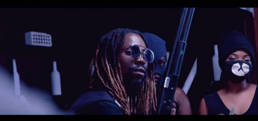 Jay Rox ft. The Kansoul - Distance (Official Video)