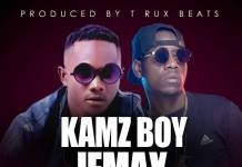 Kamz Boy ft. Jemax - Denya (Prod. T-Rux)