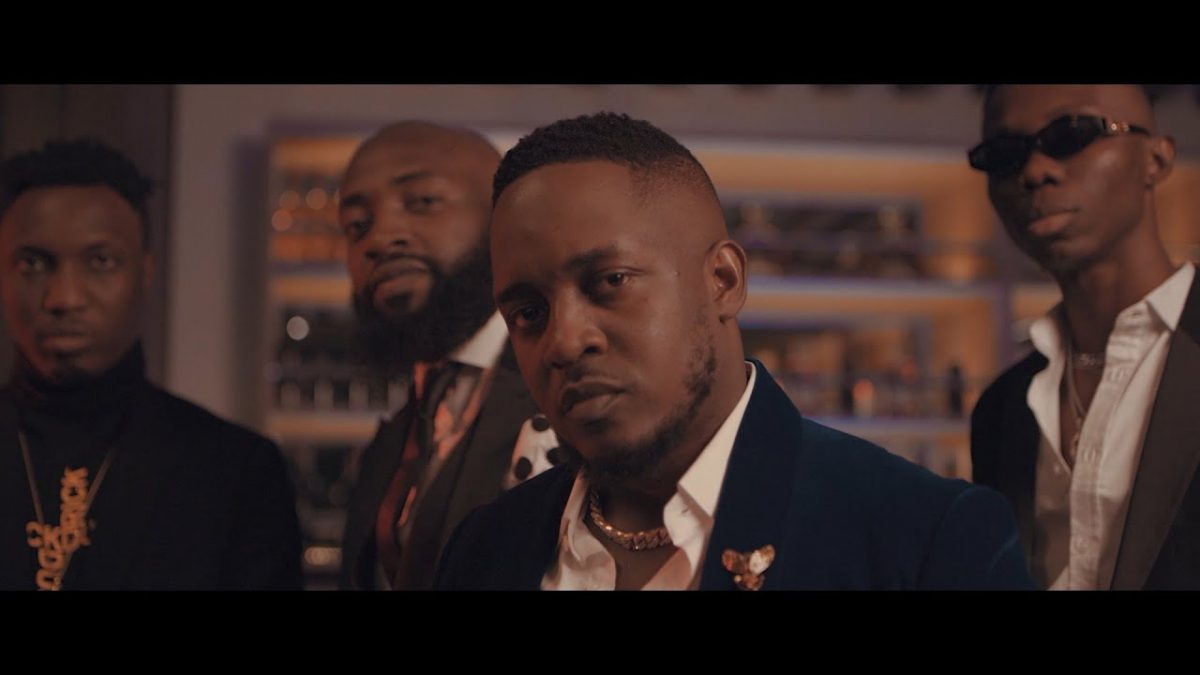 M.I Abaga, Blaqbonez, A-Q, Loose Kaynon - Martell Cypher 2 (Official Video)