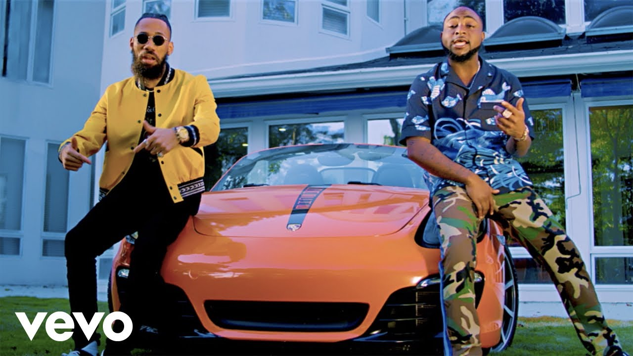 Phyno ft. Davido- Ride For You (Official Video)