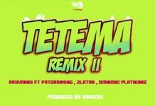 Rayvanny ft. Patoranking, Zlatan & Diamond Platnumz - Tetema (Remix II)