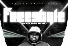 Ronny Dee - Freestyle (Prod. Techno)