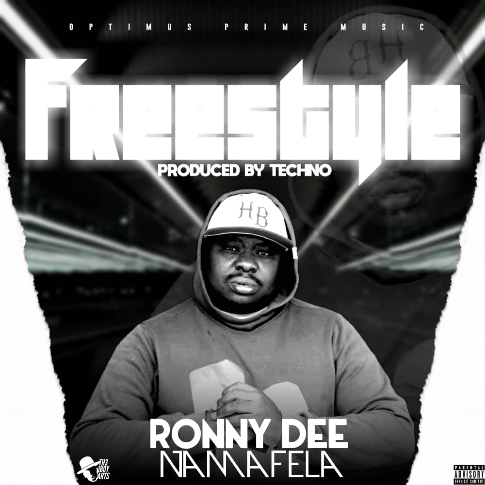 Ronny Dee - Freestyle (Prod. Techno)