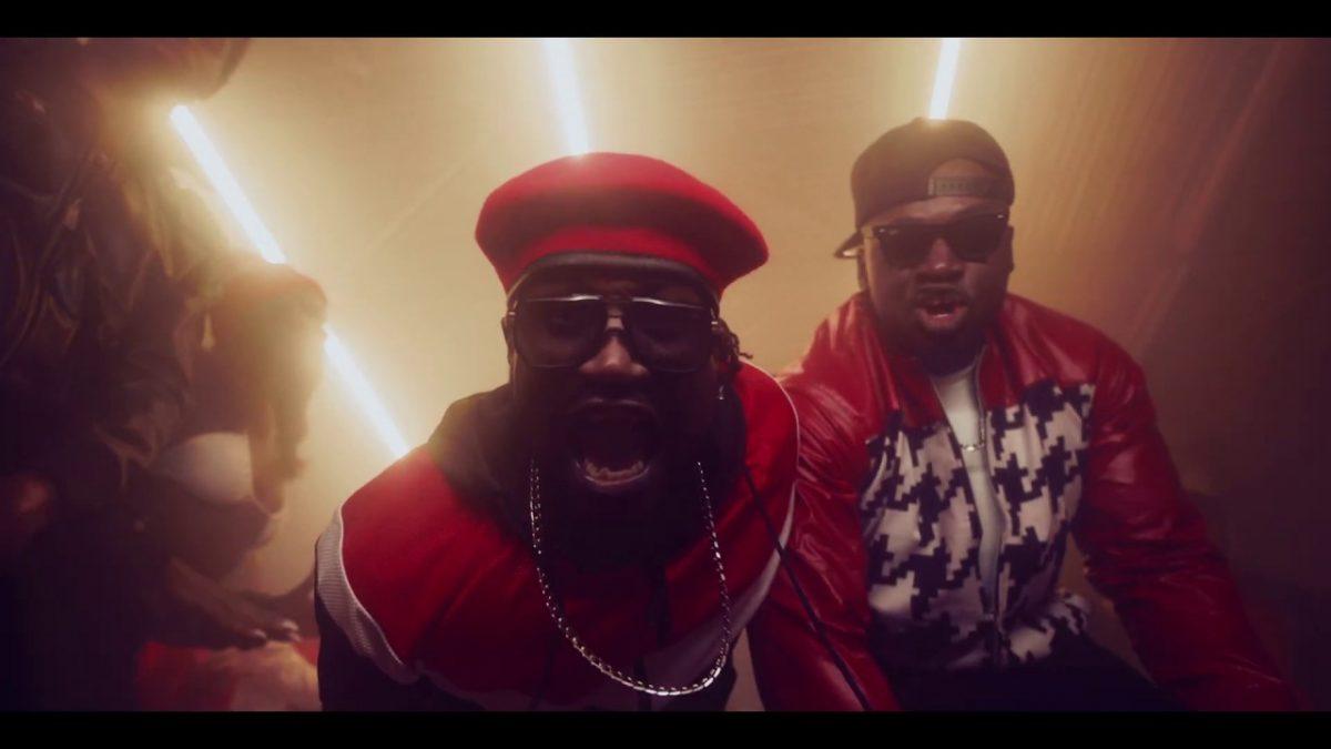Khaligraph Jones & Rudeboy - Tonight (Official Video)