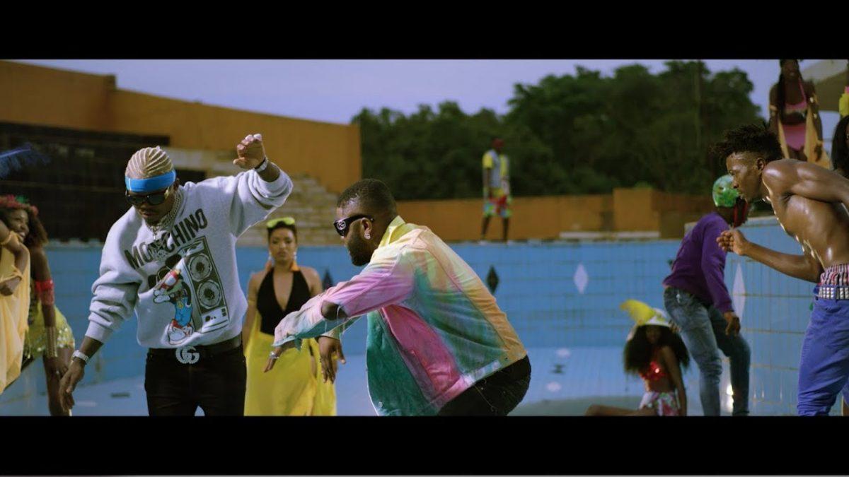 Skales ft. Harmonize - Oyoyo (Official Video)