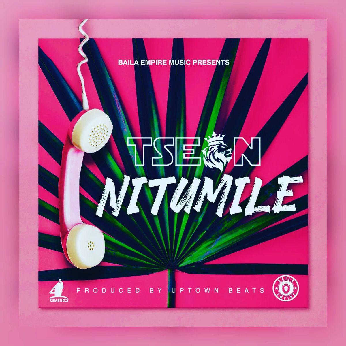 T-Sean - Nitumile (DJ Baila Dance Mix)