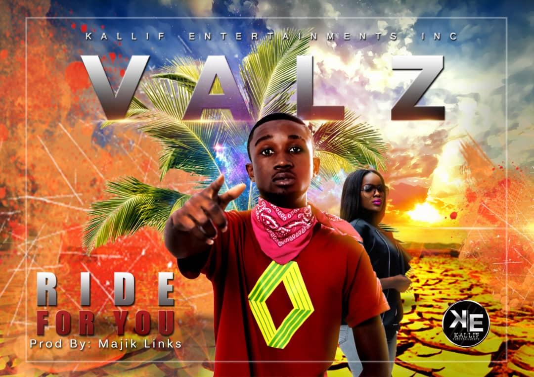 Valz ft. Majik Links - Ride For You