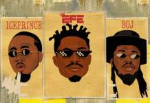 Efe ft. Ice Prince & BOJ - Campaign (Prod. WXLA)