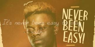 Daev - Never Been Easy (Lyric Video)