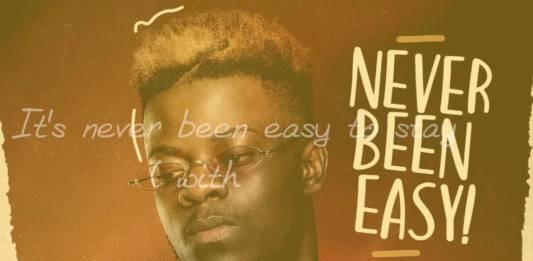 Daev - Never Been Easy (Lyric Video)