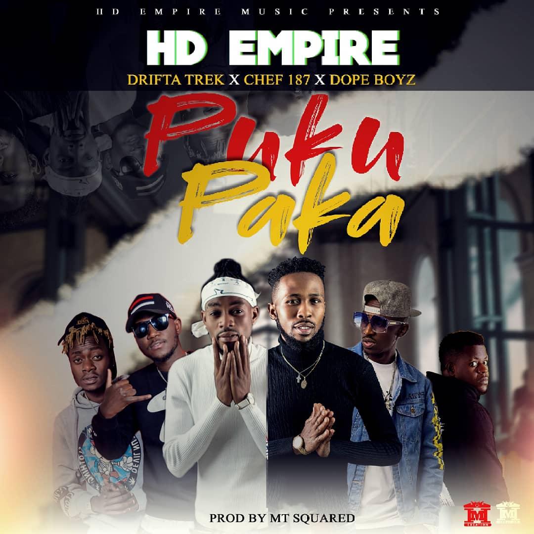 HD Empire ft. Drifta Trek, Chef 187 & Dope Boys - Puku Paka