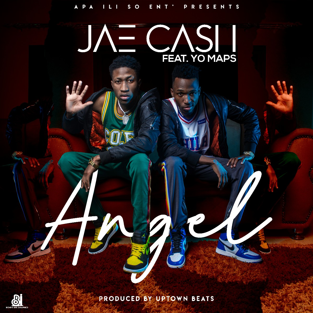 Jae Cash ft. Yo Maps - Angel (Prod. Uptown Beats)