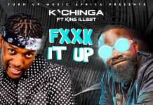 K'Chinga ft. King Illest - Fxxk It Up (Prod. Ricore)