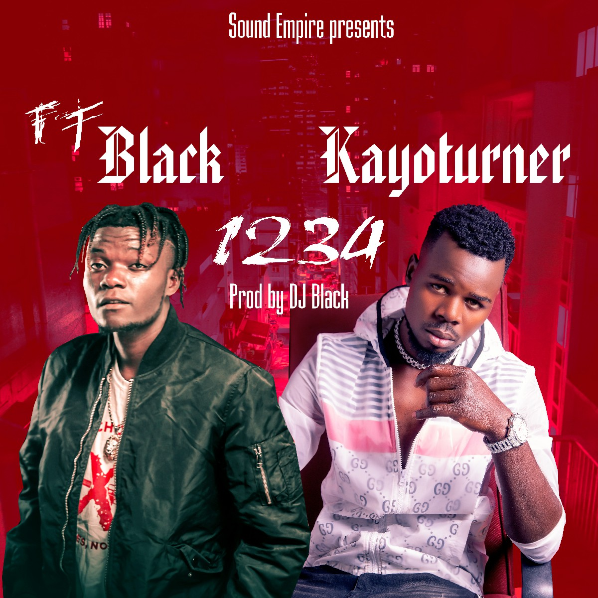 Kayoturner ft. Black - 1234