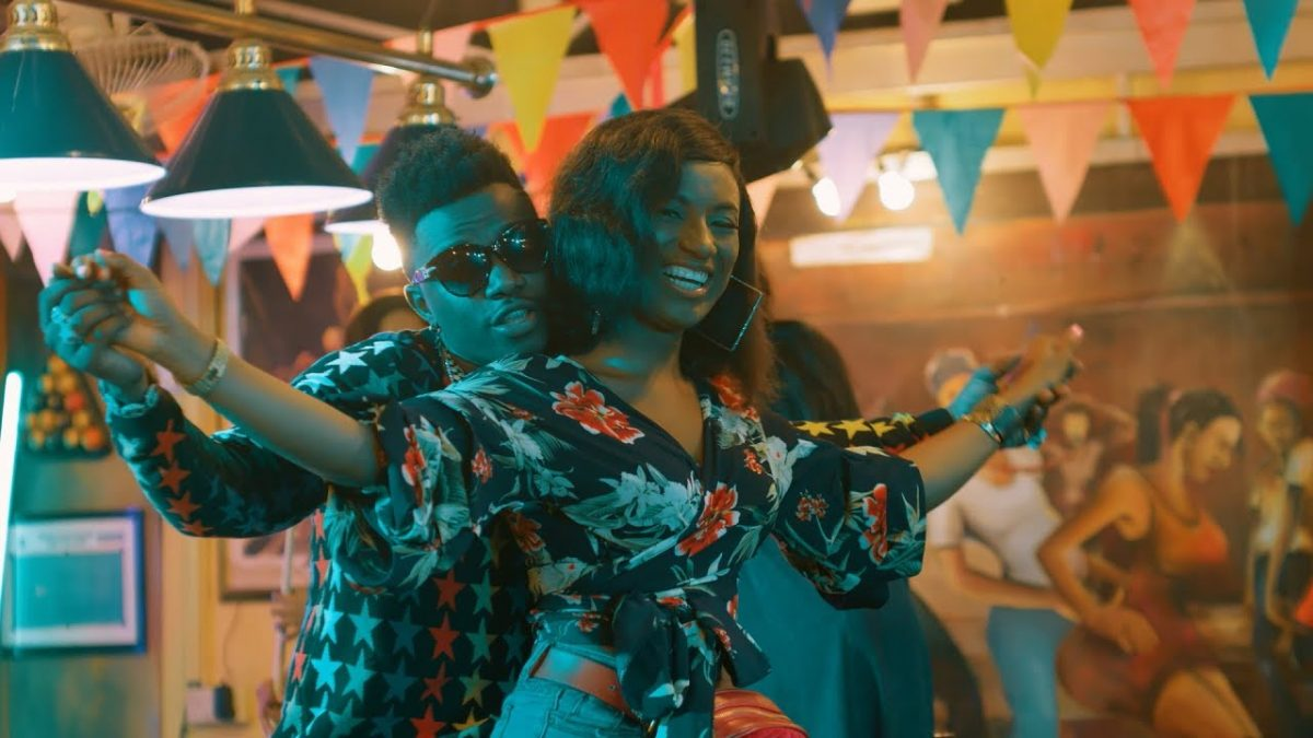 Rayvanny ft. Mayorkun - GimiDat (Official Video)