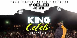 Y Celeb - King Celeb Freestyle (Prod. Fraicy Beats)