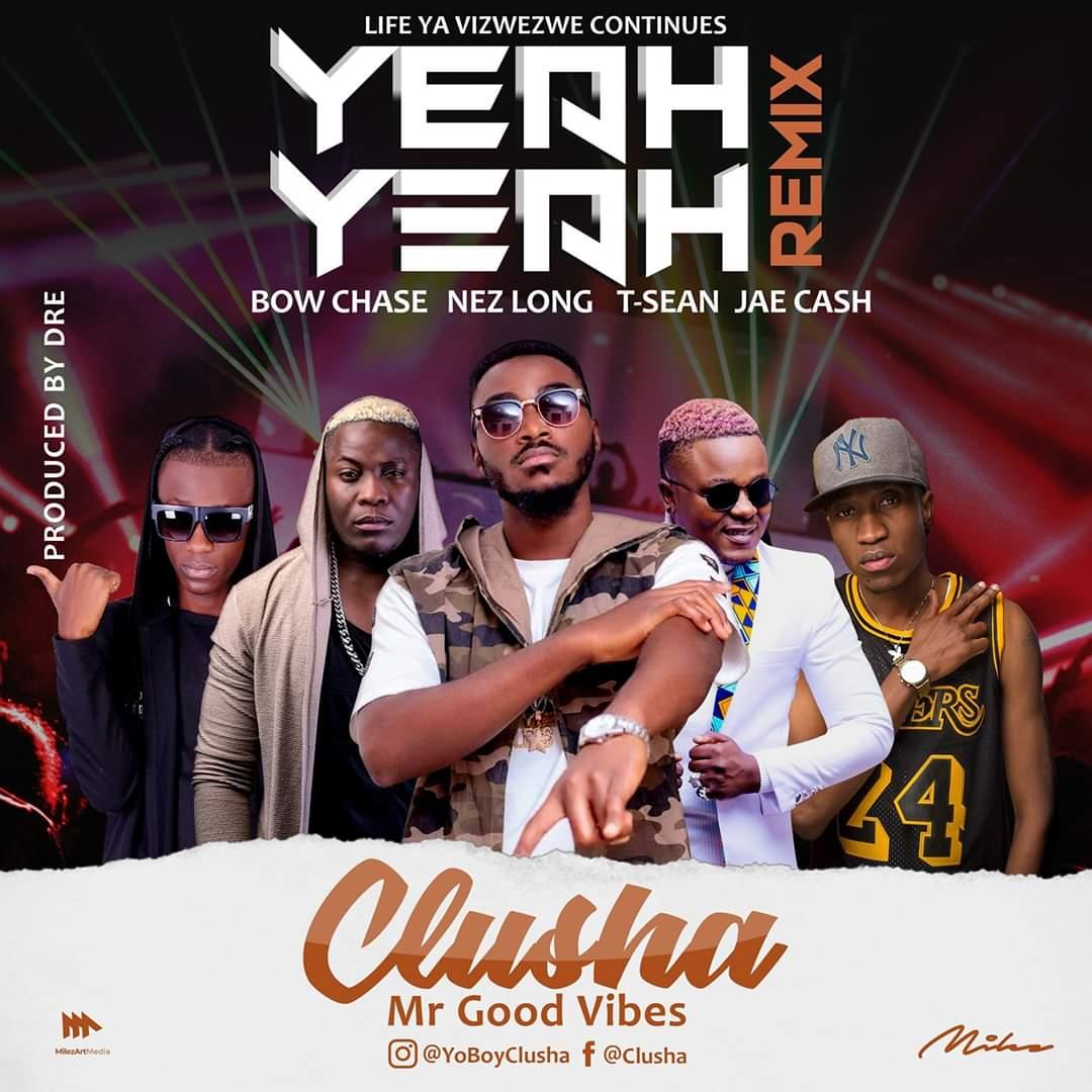 Clusha ft. Bow Chase, Nez Long, T-Sean & Jae Cash - Yeah Yeah (Remix)