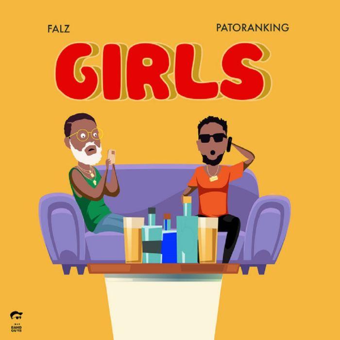 Falz ft. Patoranking - Girls (Prod. C-Tea Beatz)