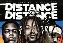 Jay Rox ft. Rayvanny & AY - Distance (Remix)