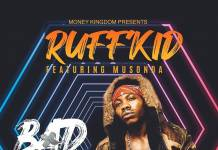 Ruff Kid ft. Musonda - Bad Energy (Tommy Diss)