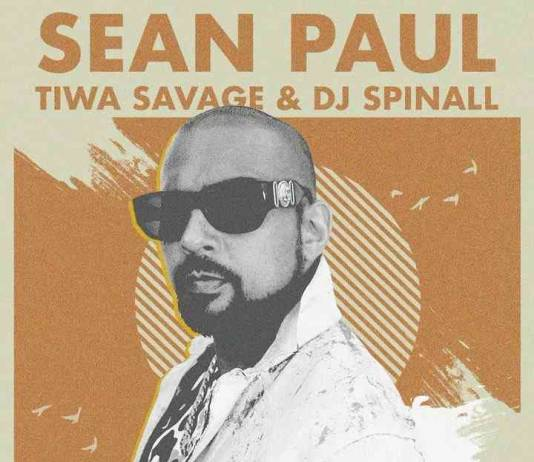 Sean Paul ft. Tiwa Savage & DJ Spinall - When It Comes To You (Remix)
