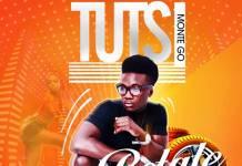 Tut's Monte Go - Rotate (Prod. DJ Spacy)