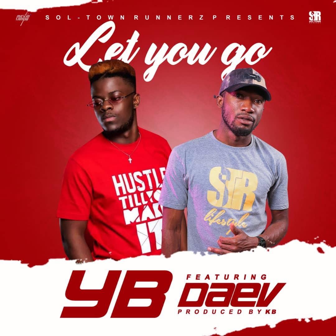 YB ft. Daev - Let You Go (Prod. KB)