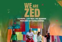 DOWNLOAD: Yo Maps, Jay Rox, Princess Natasha Chansa & Mic Burner - #WeAreZed