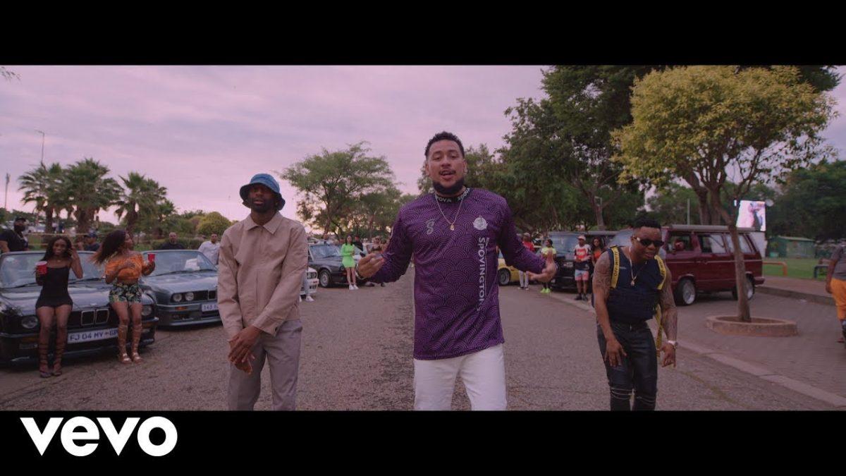 AKA ft. Riky Rick, DJ Tira - F.R.E.E (Official Video)