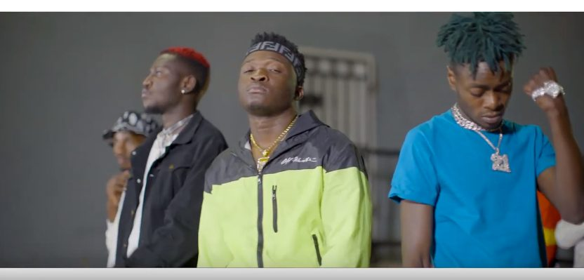 Burna ft. May C & Dope Boys - Tolerate (Official Video)