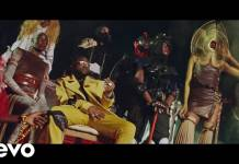 Davido ft. Wurld, Naira Marley, Zlatan - Sweet in the Middle (Official Video)