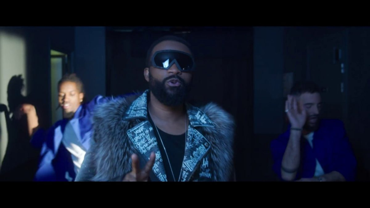Fally Ipupa - Ça bouge pas (Official Video)