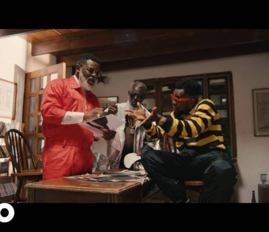 Falz ft. Patoranking - Girls (Official Video)