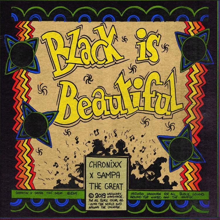 Chronixx ft. Sampa The Great - Black Is Beautiful (Remix)