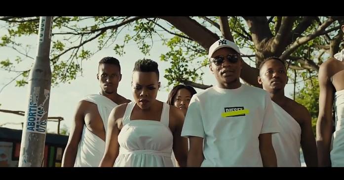 Master KG ft. Nomcebo - Jerusalema (Official Video)