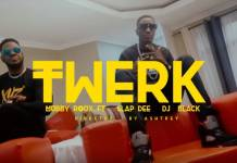 Mubby Roux ft. Slapdee & Black - Twerk (Official Video)