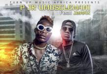 P Jr. Umuselemani ft. Jemax - Ukaponoka (Remix)