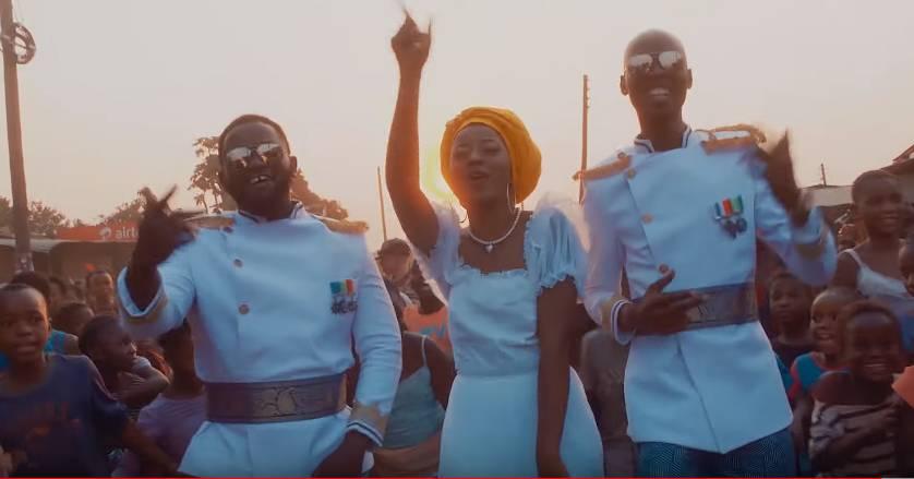 Pompi & Mag44 ft. Esther Chungu - Bwana (Official Video)
