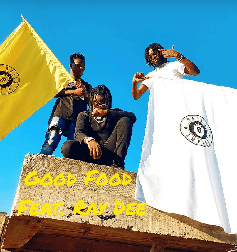 T-Sean ft. Ray Dee - Good Food
