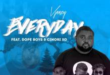 VJeezy ft. Dope Boys & Cinori XO - Everyday